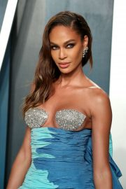 Joan Smalls - 2020 Vanity Fair Oscar Party in Beverly Hills