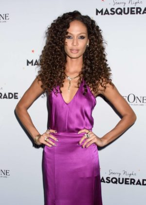 Joan Smalls - CareOne Presents The Starry Night Masquerade for Puerto Rico Relief Effort in NY