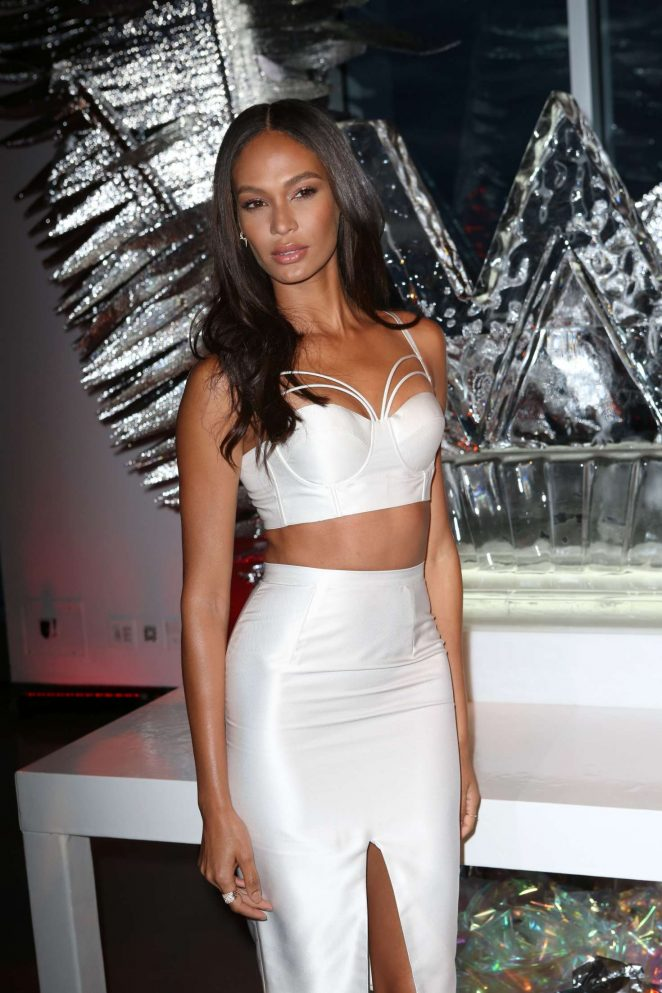 Joan Smalls - Celebrate The Opening Of W Dubai Party in NYC