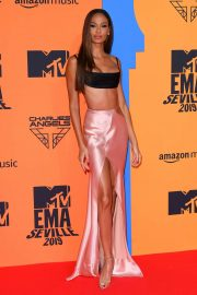 Joan Smalls - MTV European Music Awards 2019 in Seville