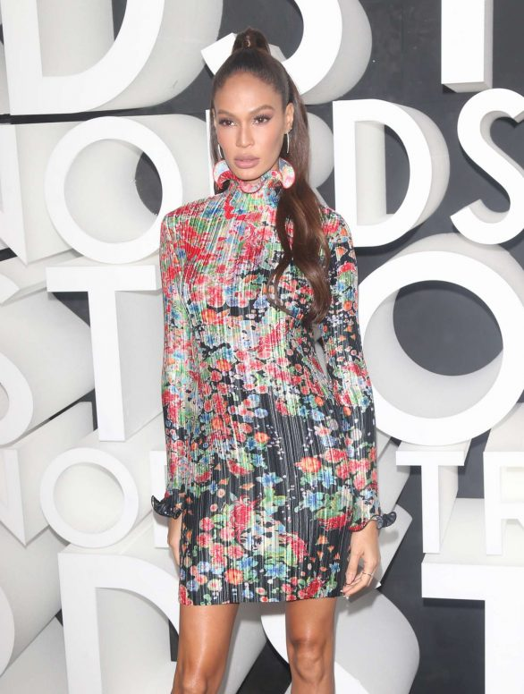 Joan Smalls - Nordstrom Grand Opening in New York City