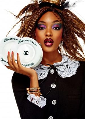 Joan Smalls - Vogue Japan Magazine (December 2015)
