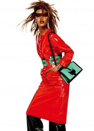 Joan Smalls: Vogue Japan 2015 -03