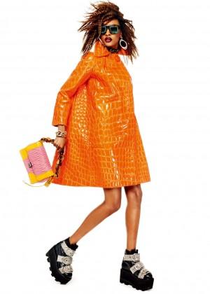 Joan Smalls: Vogue Japan 2015 -09