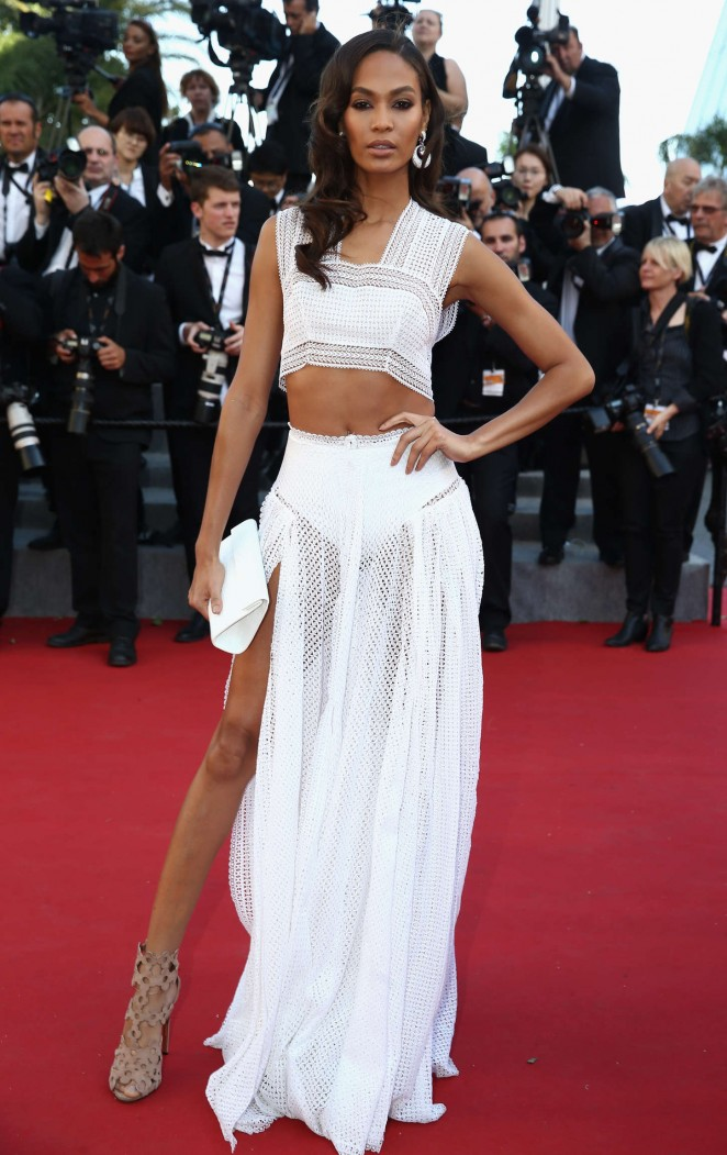 Joan Smalls – 'Youth' Premiere in Cannes