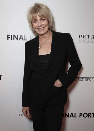Joanna Cassidy - 'Final Portrait' Premiere in Los Angeles