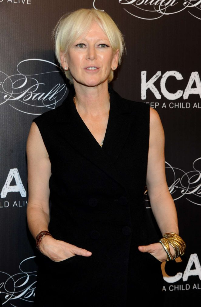 Joanna Coles - Keep a Child Alive's 13th Annual Black Ball in New York