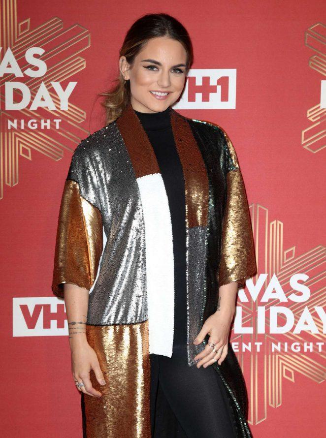 Joanna Jojo Levesque - 2016 VH1's Divas Holiday: Unsilent Night in NY