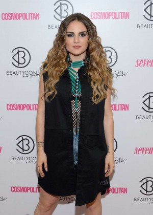 Joanna JoJo Levesque - 2nd Annual BeautyCon New York City Festival in NY