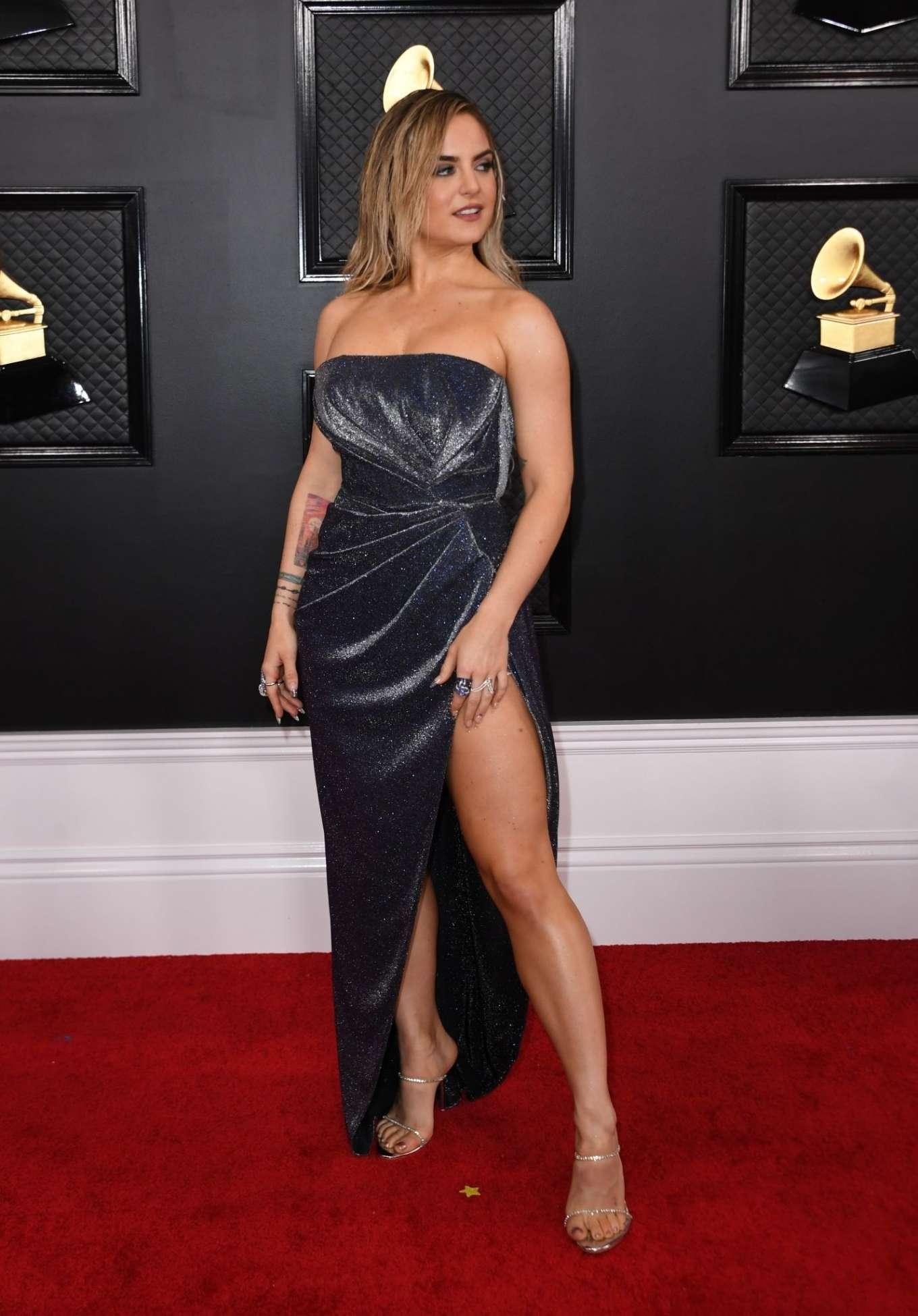 Joanna JoJo Levesque 2020 : Joanna JoJo Levesque – 2020 Grammy Awards-03