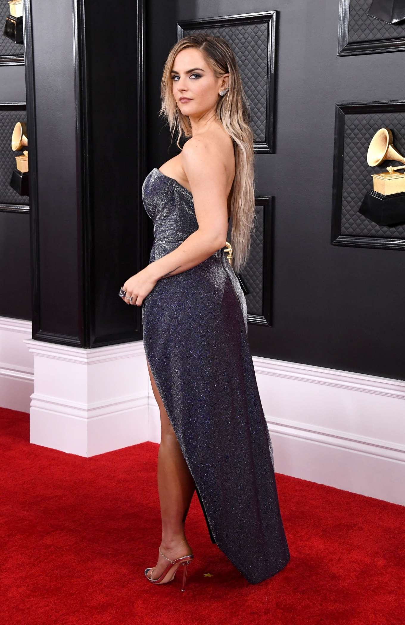 Joanna JoJo Levesque 2020 : Joanna JoJo Levesque – 2020 Grammy Awards-11