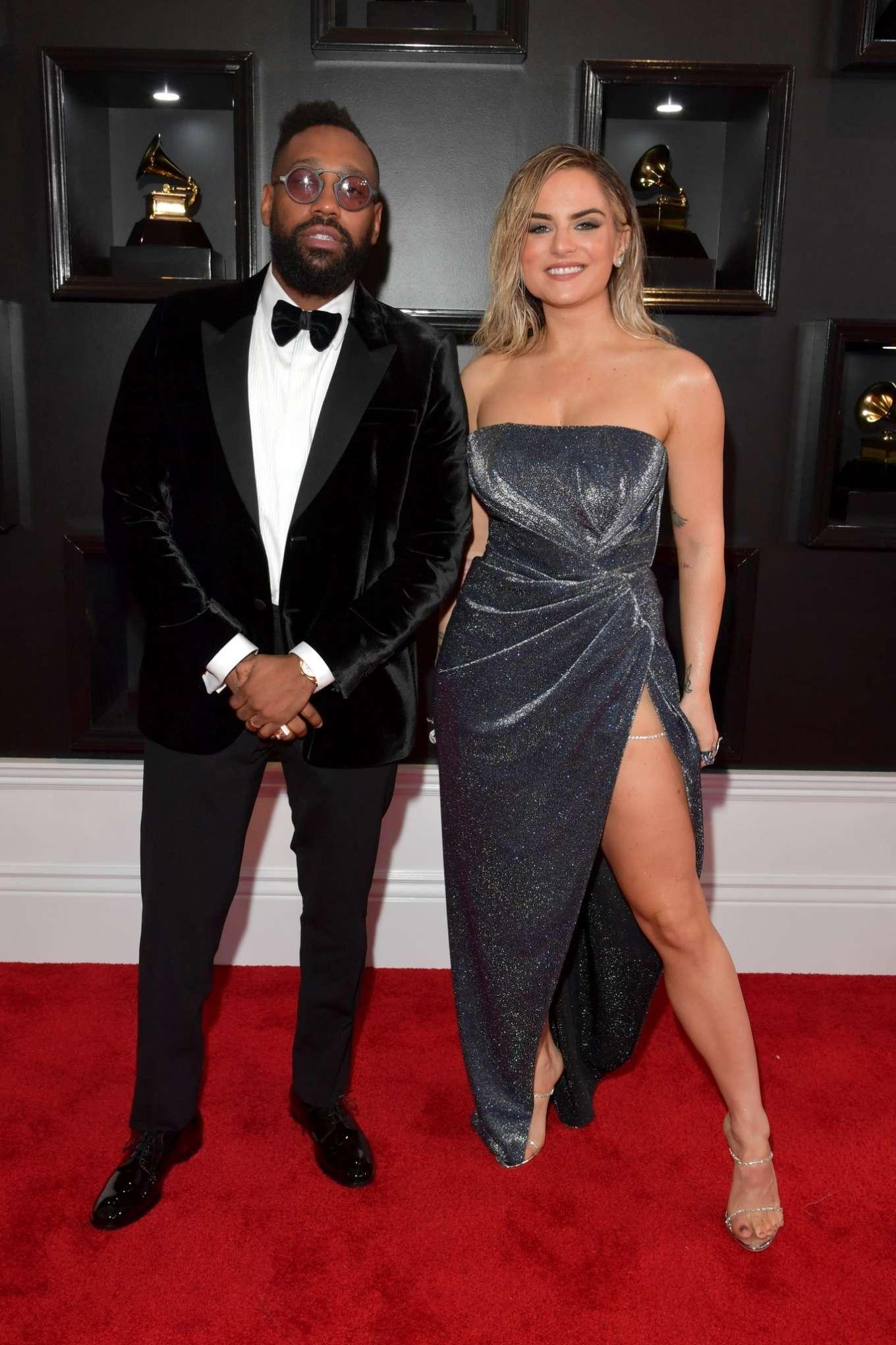 Joanna JoJo Levesque 2020 : Joanna JoJo Levesque – 2020 Grammy Awards-17