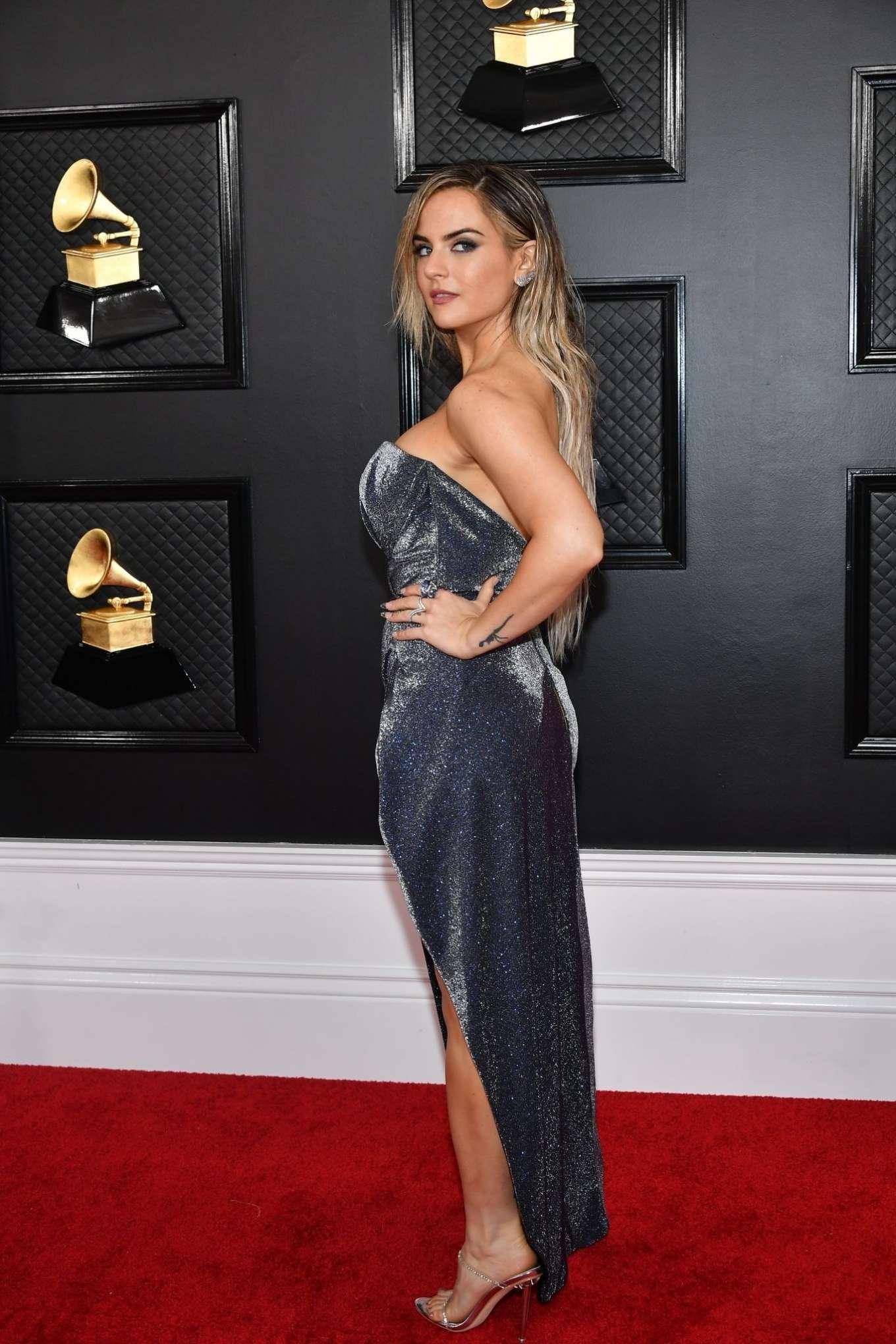 Joanna JoJo Levesque 2020 : Joanna JoJo Levesque – 2020 Grammy Awards-28