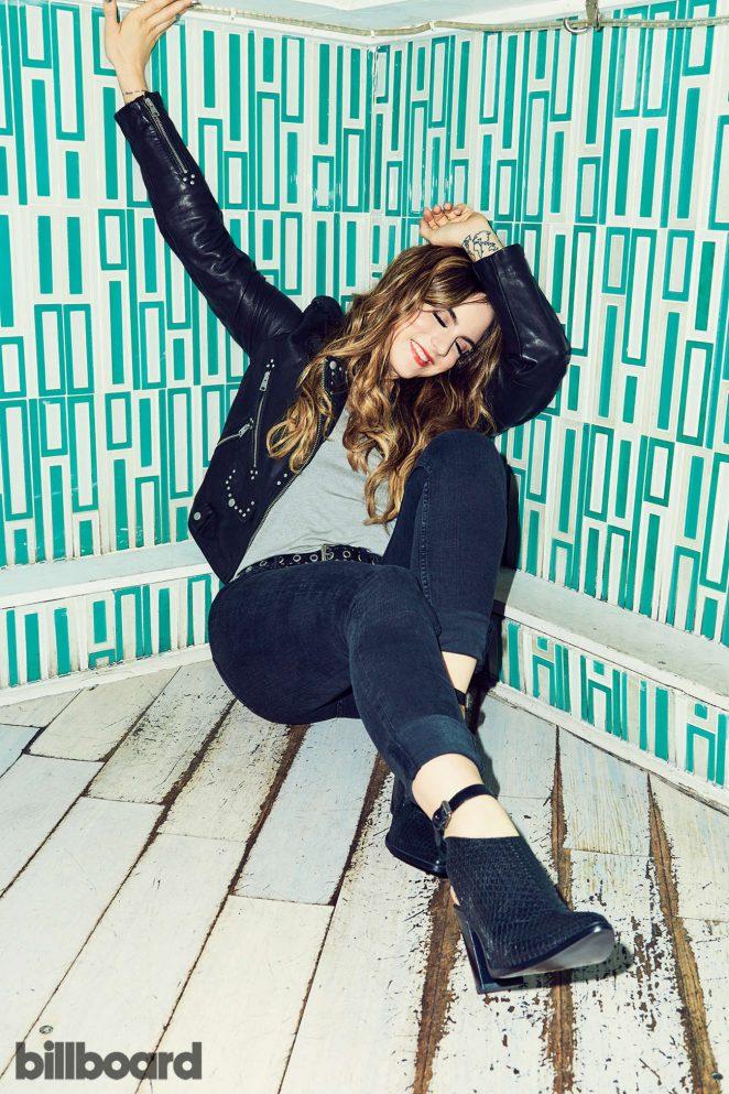 Joanna Jojo Levesque - Billboard Magazine (August 2016)