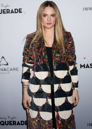 Joanna Jojo Levesque - CareOne Presents The Starry Night Masquerade for Puerto Rico Relief Effort in NY
