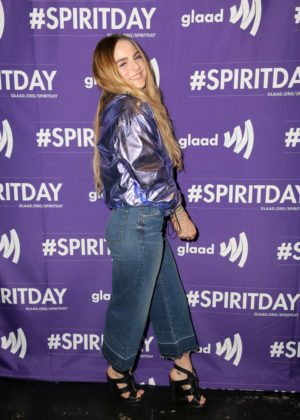 Joanna Jojo Levesque - Justin Tranter and GLAAD Present 'Believer' Spirit Day Concert in LA