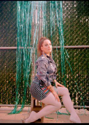 Joanna JoJo Levesque - Lula Hyers Photoshoot 2018