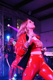 Joanna JoJo Levesque - NYLON's Midnight Garden Party at Coachella in Bermuda Dunes