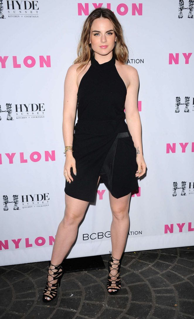 Joanna JoJo Levesque - NYLON Young Hollywood Party 2016 in LA