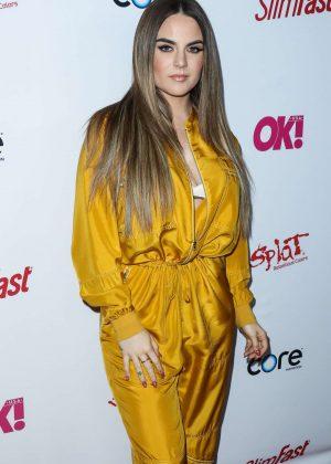Joanna Jojo Levesque - OK! Magazine's Pre-GRAMMY Event 2017 in Hollywood