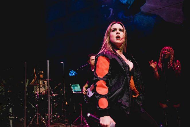 Joanna Jojo Levesque - Samsung Live@837 Fall Concert