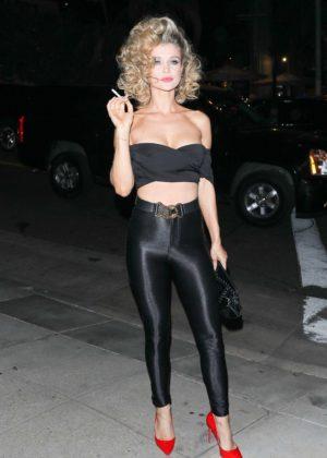 Joanna Krupa - 2017 Tequila Casamigos Annual Halloween Bash in LA