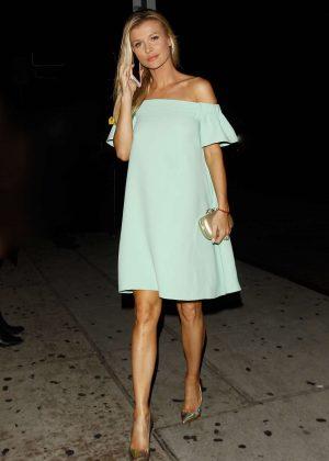 Joanna Krupa at The Nice Guy in Los Angeles