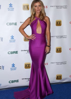 Joanna Krupa - Autism Speaks La Vie En BLUE Fashion Gala in Burbank