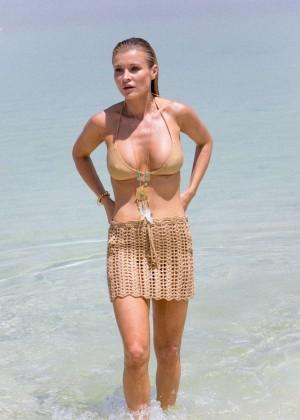 Joanna Krupa in Bikini in Israel