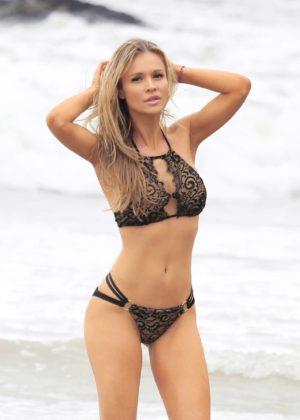 Joanna Krupa - Bikini Photoshoot -Malachi Banales in Malibu