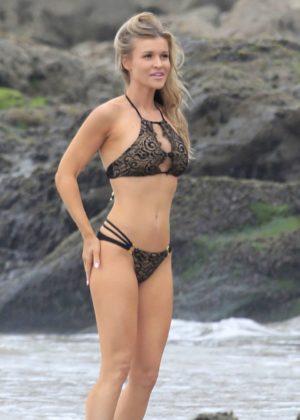 Joanna Krupa Bikini Photoshoot Malachi Banales in Malibu Pic 19 of 35