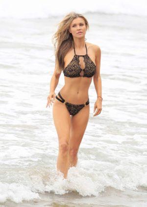 Joanna Krupa Bikini Photoshoot Malachi Banales in Malibu Pic 17 of 35