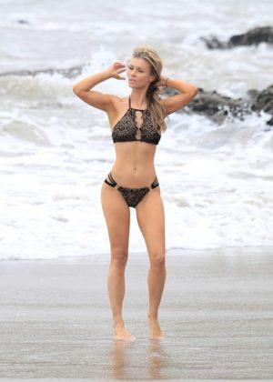 Joanna Krupa Bikini Photoshoot Malachi Banales in Malibu Pic 29 of 35