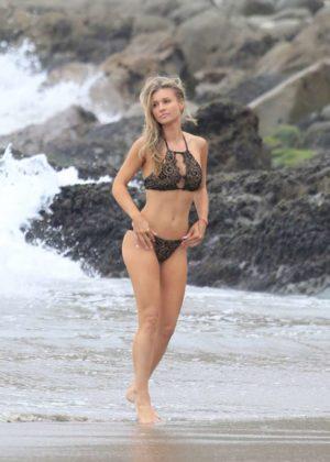 Joanna Krupa Bikini Photoshoot Malachi Banales in Malibu Pic 25 of 35