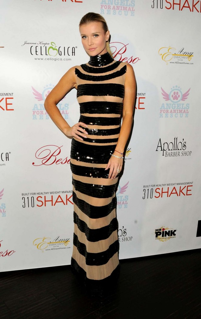 Joanna Krupa - Charity Poker Birthday Party in Los Angeles