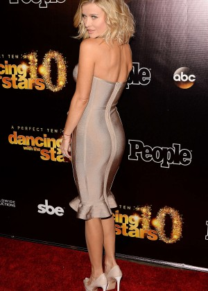 Joanna Krupa - DWTS 10th Anniversary Party in West Hollywood