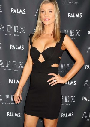 Joanna Krupa - Launches her Skin Care Line 'Elphia Beauty' in Las Vegas