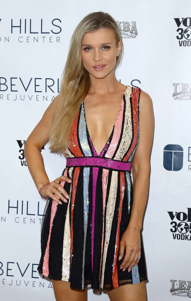 Joanna Krupa - On Red Carpet - Beverly Hills Rejuvenation Center grand opening in Las Vegas