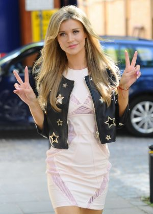 Joanna Krupa - Out and about in Warsaw