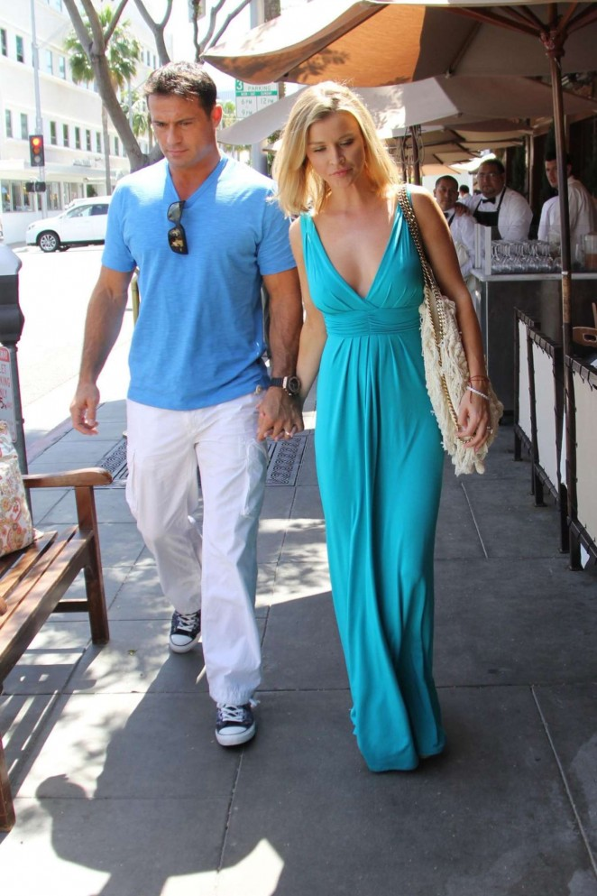 Joanna Krupa: Out in Beverly Hills -11