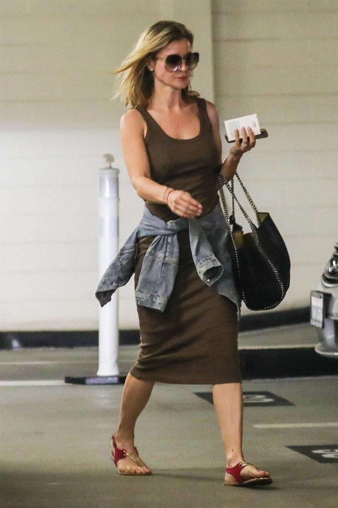 Joanna Krupa - Out in Santa Monica