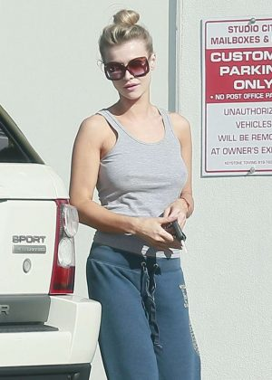 Joanna Krupa - Out in Studio City