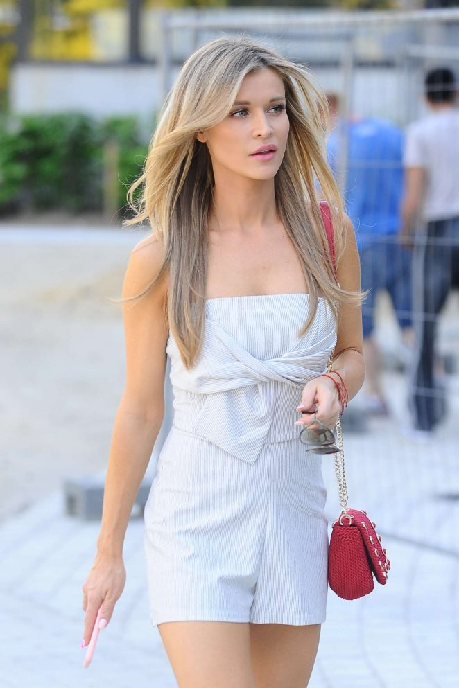 Joanna Krupa - Out in Warsaw