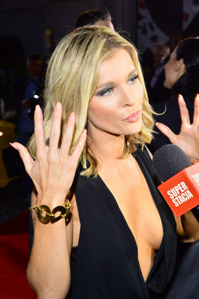 Joanna Krupa - Playboy Car of the Year 2015 Event