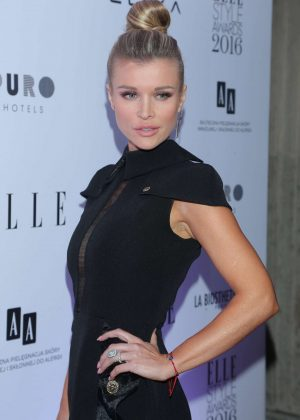 Joanna Krupa - Poland's Elle Style Awards 2016 in Warsaw