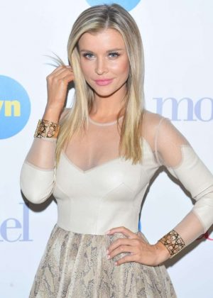 Joanna Krupa - Promoted the next season of Top Model in Warsaw