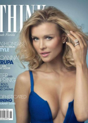 Joanna Krupa - THINK Magazine (March 2015)