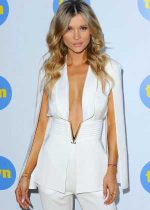 Joanna Krupa - TVN's Spring Schedule Conference in Warsaw
