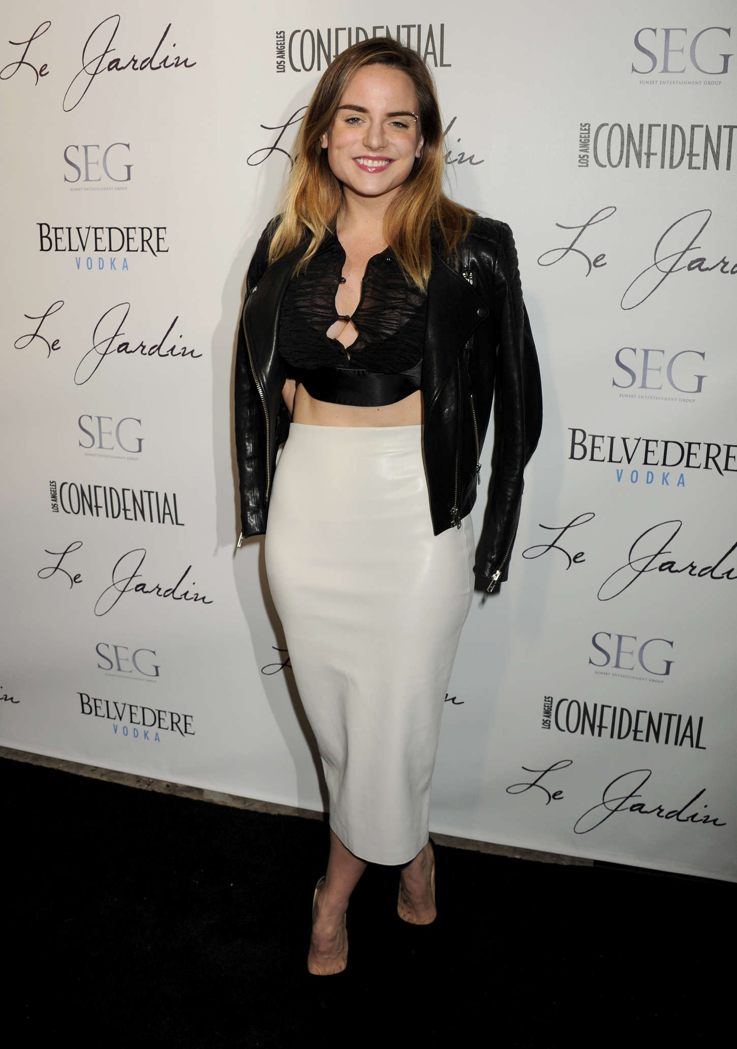 Joanna Levesque: Grand Opening Of Le Jardin -01 - GotCeleb