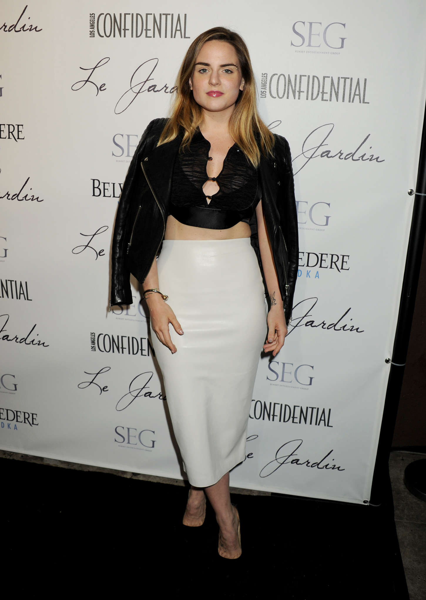 Joanna Levesque: Grand Opening Of Le Jardin -05 - GotCeleb